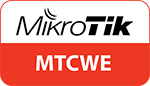 MikroTik Certified Wireless Engineer (MTCWE)