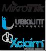 MikrotTik, Ubiquiti & Xclaim