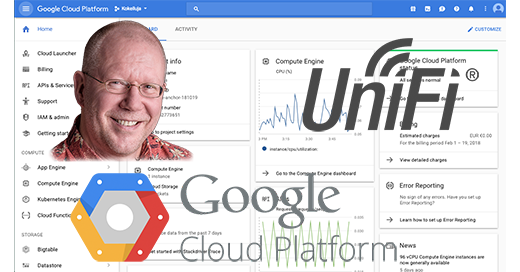 Set up UniFi Controller on Google Cloud Platform - Metis fi